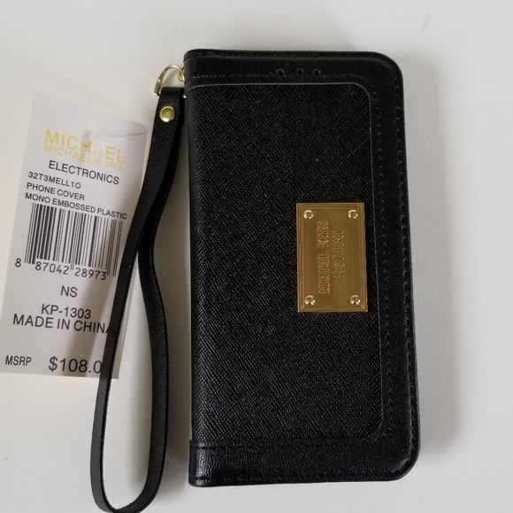 11410317b86a Michael Kors Accessories | Iphone 8 Wallet Case | Poshmark